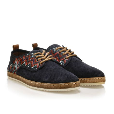 Leather shoes Youth Republic  Navy