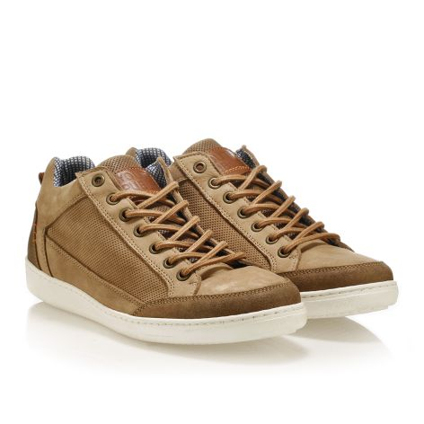 Casual shoes by Youth Republic Brown